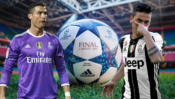 Real Madrid vs. Juventus