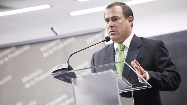 Giuffra es el nuevo ministro de Transportes y Comunicaciones