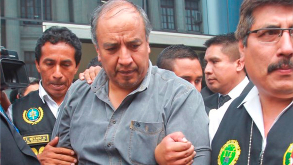 La Fiscalía pidió 18 meses de prisión preventiva para Jorge Acurio