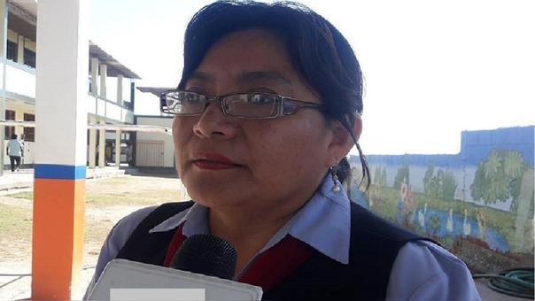 directora de instituto Sechura