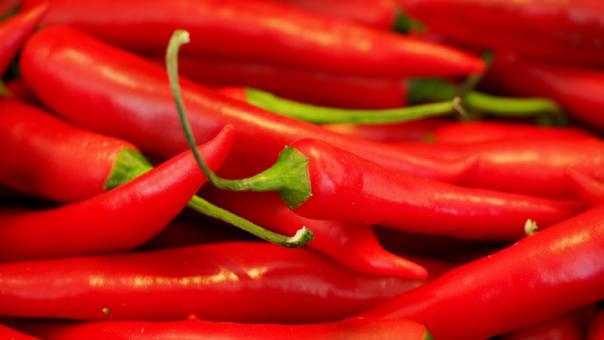 Conoce cómo el picante del chile rojo te ayuda a bajar de peso