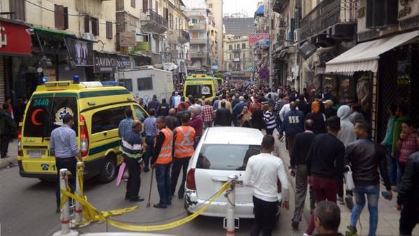 Condena México ataque terrorista, en Egipto