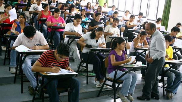 Los países con un mayor aumento de estudiantes matriculados en educación superior son Colombia, Perú, Ecuador y Chile.
