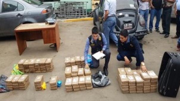 Capturan a miembros de la temida banda de narcotraficantes 'Gato chusco — PERÚ