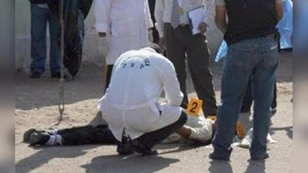 Piden más policías tras crimen de juez de paz — Trujillo