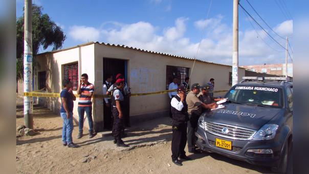 Asesinan a juez de paz de centro poblado Víctor Raúl — Huanchaco
