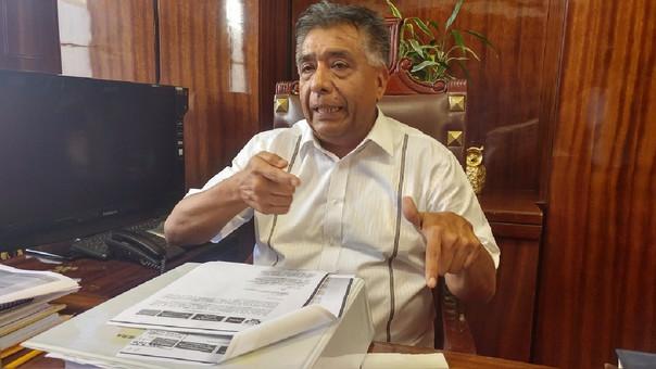 Alcalde dice que le han pedido que postule a la región