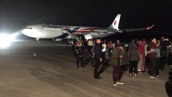 Un avión aterriza de emergencia en Australia por un aviso de bomba