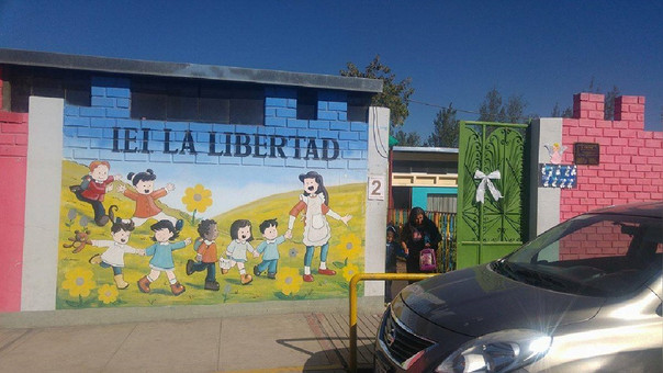Institución educativa inicial La Libertad