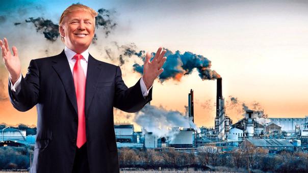 Salir del Acuerdo de París fue una de las promesas de campaña del presidente Donald Trump.