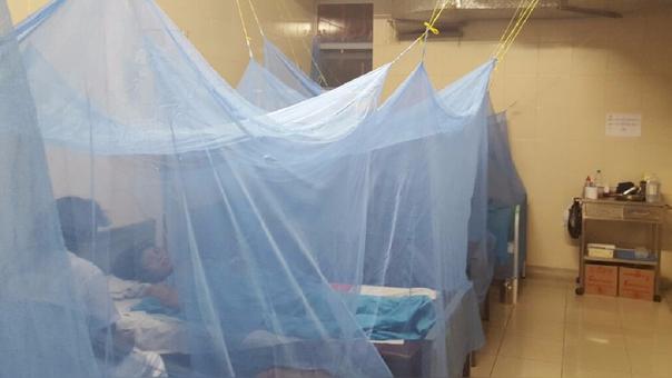 Caso de dengue