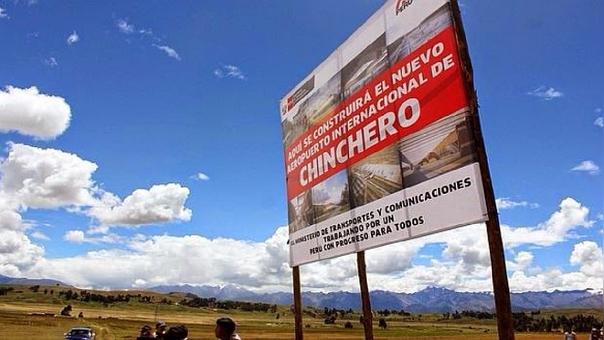Gobierno y Kuntur Wasi dejaron sin efecto contrato de Chinchero