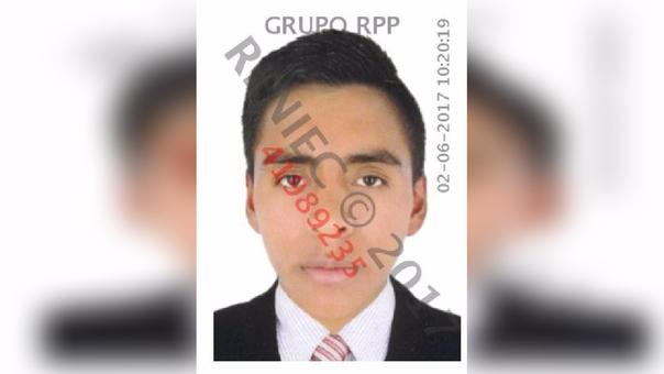 El sargento de segunda Bryan George Lizana Chávez era natural de Chincha (Ica) e iba a cumplir 20 años en octubre.