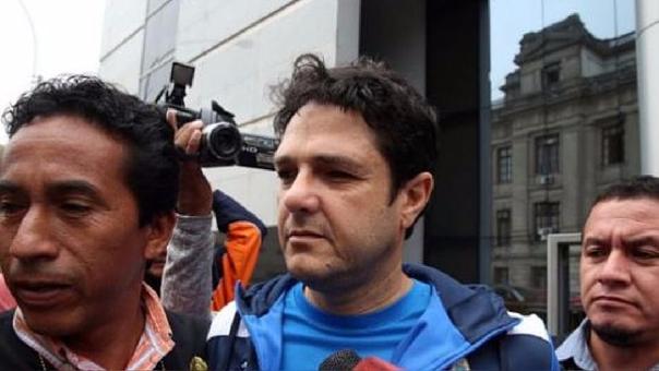 José Zaragozá está libre, pero se encuentra bajo comparecencia restrictiva y tiene impedimento de salida del país.