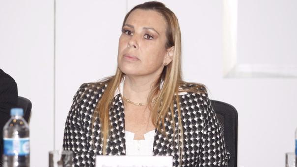 Fiorella Molinelli, viceministra de Transportes durante la gestión de Martín Vizcarra.