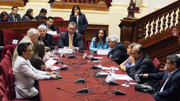 Comisión Lava Jato irá al penal Ancón I.