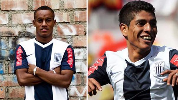 André Carrillo y Paolo Hurtado juegan en Portugal, en Benfica y Vitoria Guimaraes.
