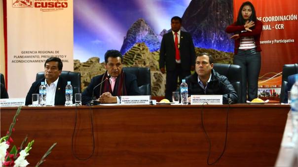 Giuffra se reunirá con los representantes del consorcio para detallar la resolución del contrato.