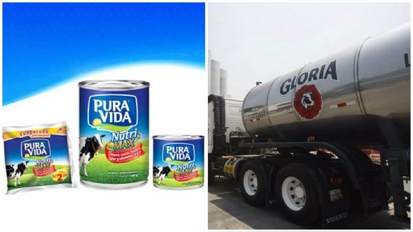 El Indecopi analiza el caso de la marca Pura Vida del Grupo Gloria, cuyo producto ha sido prohibido en Panamá porque se vendía como leche evaporada cuando no lo era.