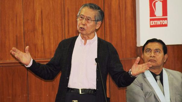 Alberto Fujimori puede afrontar un nuevo proceso por las muertes en Pativilca.