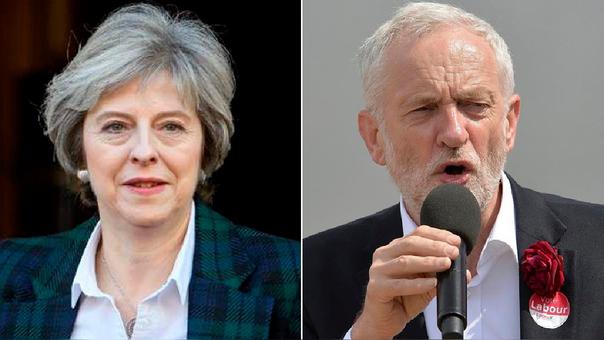 DATOS-Escenarios para las elecciones en Reino Unido