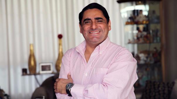 Carlos Álvarez lamentó la posición de Edgar Alarcón.