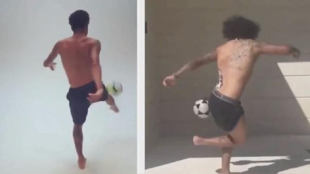 Neymar - Marcelo