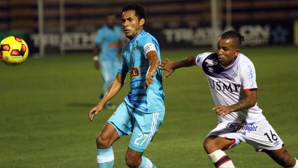 Cristal tiene 4 goles a favor y 4 en contra en 2 partidos jugados por el Torneo Apertura.
