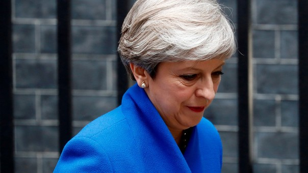 Theresa May perdió su mayoría en el Parlamento tras haber adelantado las elecciones. Sin embargo, buscará volver a formar gobierno.