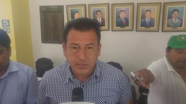 Alcalde provincial de Casma