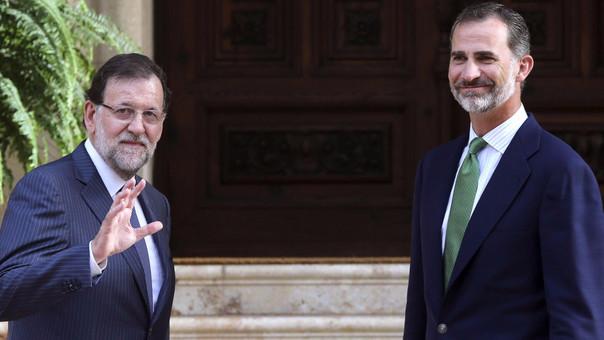Kuczysnki irá luego a España, donde se reunirá con el presidente Mariano Rajoy y el rey Felipe VI.