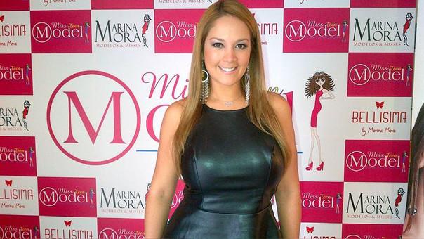 Ex modelo Marina Mora fue asaltada por delincuentes armados