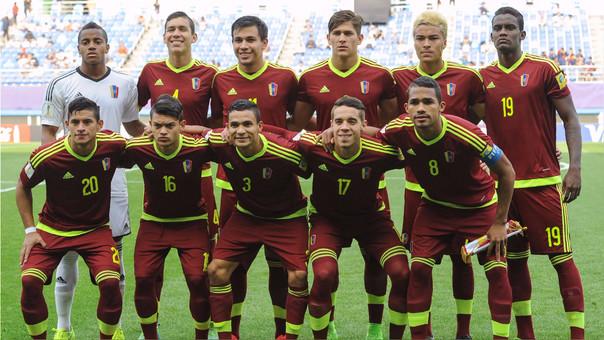 La Selección de Venezuela Sub 20 está invicta en todo el torneo hasta el momento.