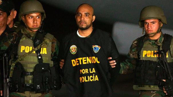 Caracol fue trasladado al penal de Challapalca.