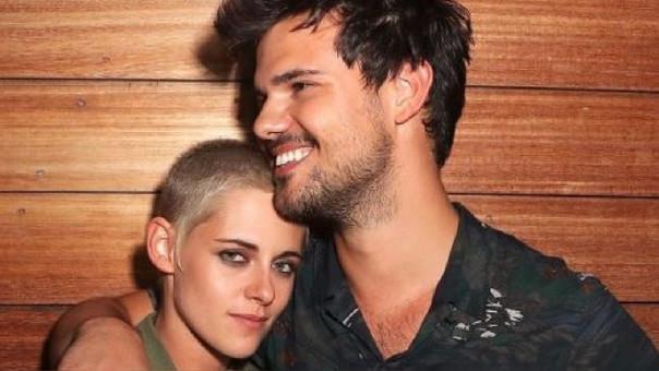 Kristen Stewart y Taylor Lautner, protagonistas de 'Crepúsculo', continúan su amistad pese al fin de la saga.