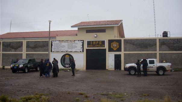 El penal de Challapalca fue construido en el año 1997 y alberga a más de 200 reos.