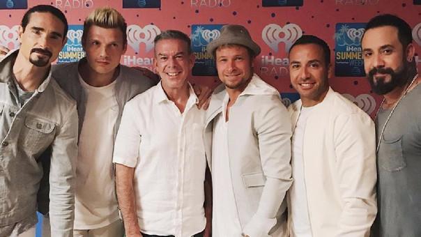 Los Backstreet Boys se unieron a la fiebre de 'Despacito' con una divertida interpretación.
