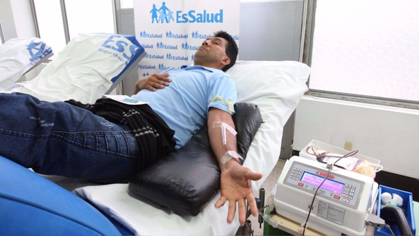 Concientizaron a la población sobre la donación de sangre