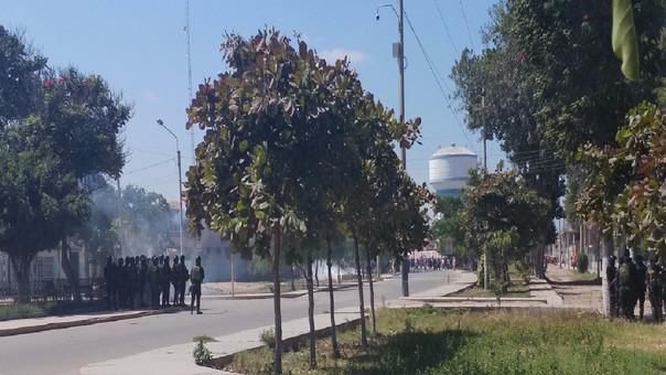 Gobierno declaró el estado de emergencia en Tumán — Chiclayo