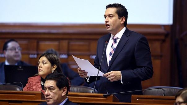 Miguel Torres, congresista de Fuerza Popular