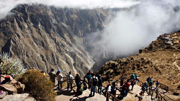 Este año vamos a llegar a los 3.8 millones de turistas, un incremento de 7.8%, según el Mincetur.