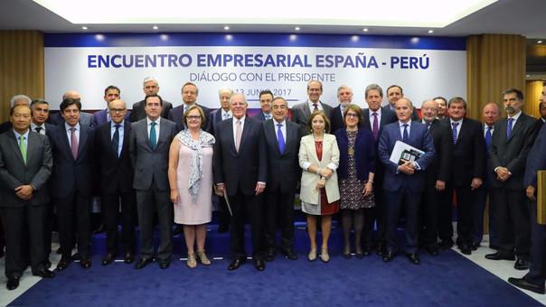 Las empresas españolas se encuentran interesadas en las licitaciones que promueve el Gobierno del Perú, así como las iniciativas privadas para la concesión de activos públicos.