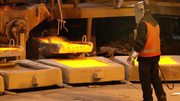 Southern Copper opera en Perú las minas Toquepala y Cuajone y la fundidora de metales de Ilo.