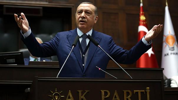 Erdogan: el 'inhumano' bloqueo a Catar es como una pena de muerte