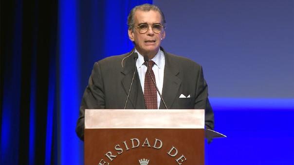 Pedro Olaechea, ministro de la Producción, busca promover la simplificación administrativa.