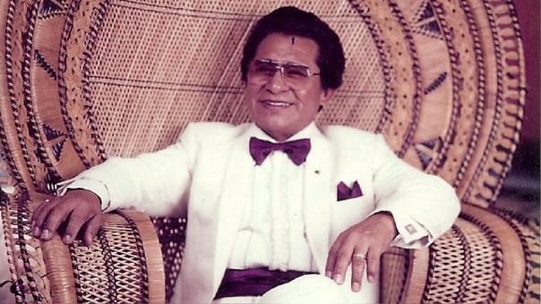 Luis Abanto Morales inició su carrera musical en 1942 y deleitó a los peruanos con temas como 'La Pitita' y 'Cholo Soy'.