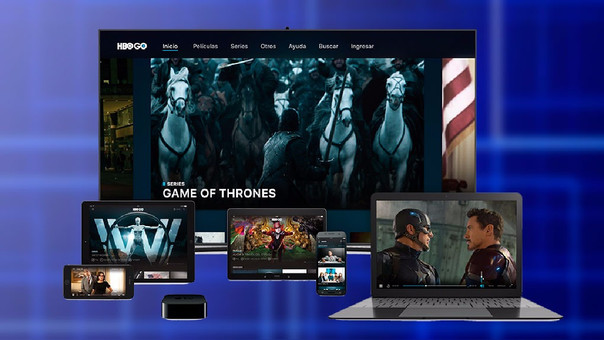 Las series de HBO se pueden ver en varios dispositivos sin una suscripción a cable.