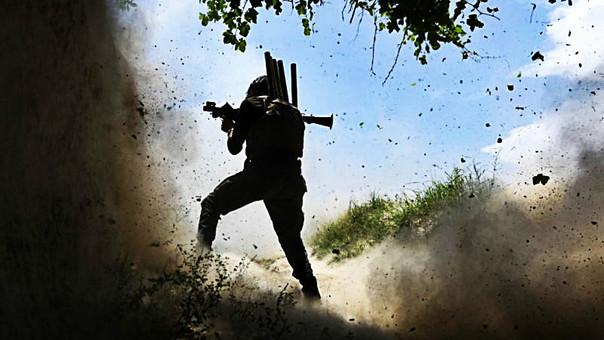 Soldado talibán