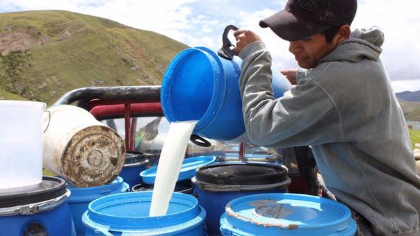 Advierten que esto implicaría 900 mil latas de leche diarias menos en el mercado.