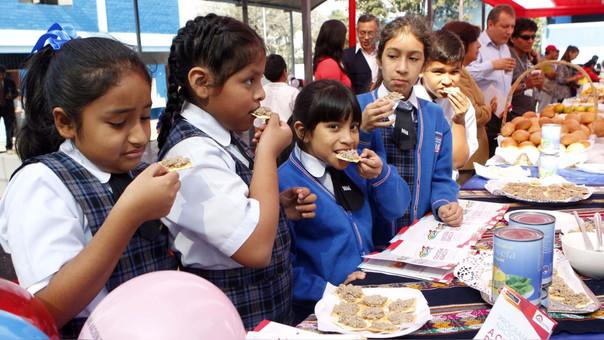 El Reglamento de la Ley de Alimentación Saludable fue aprobado el miércoles, pero recién se publicó este sábado.
